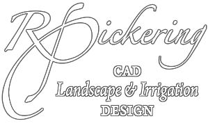 CAD Landscape and Irrigation Design by Bob Pickering